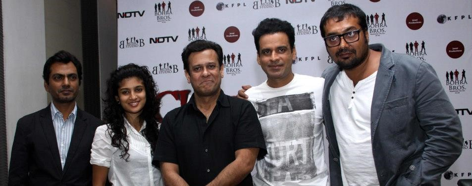 Promotion of the Film CHITTAGONG in New Delhi