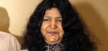 Sufi Singer Abida Parveen at New Delhi for Ekta Mission Programme